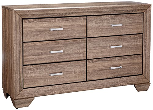 Coaster Home Furnishings 204193 Kauffman Collection Dresser ()
