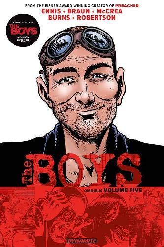 The Boys Omnibus Vol. 5 by Dynamite Entertainment