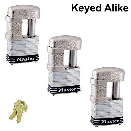 4a7797ae6a2d 50%OFF Master Lock - 5 Trailer Locks Keyed Alike #5KA-37937-37 ...