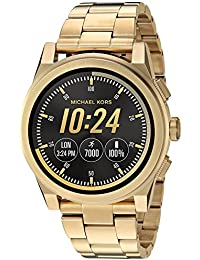 Access, Mens Smartwatch, Grayson Gold-Tone Stainless Steel, MKT5026