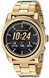 Michael Kors Access, Men's Smartwatch, Grayson Gold-Tone Stainless...