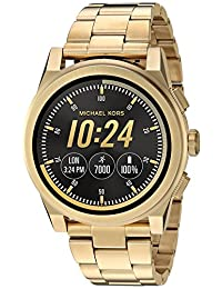 Michael Kors Access MKT5026 Smartwatch para Hombre, color Oro