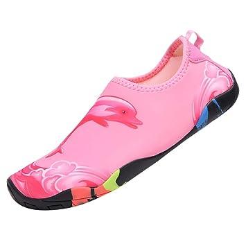 XOVUD Zapatos de Agua Playa Natación Deportes acuáticos ...