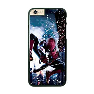 iPhone 6 Plus Black Cell Phone Case The Amazing Spiderman KVCZLW0258 Phone Case Cover For Women