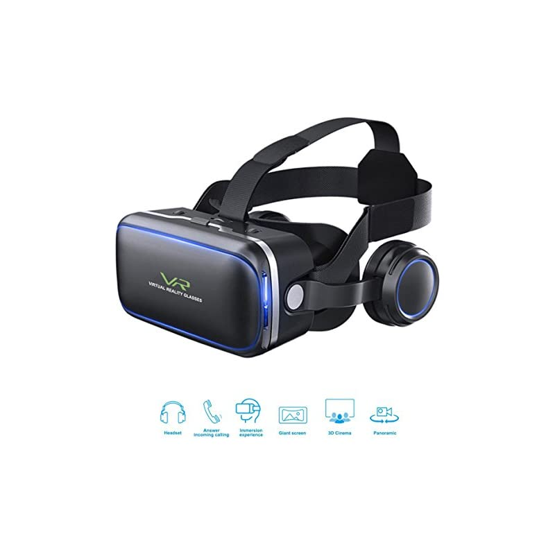 VR Headset Virtual Reality Headset with