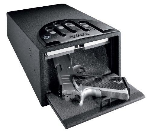 Gunvault GV1000S Mini Vault Standard Gun Safe, Outdoor Stuffs