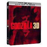 Godzilla - Steelbook Ultimate Edition - Blu-Ray 3D + Blu-Ray + DVD + DIGITAL Ultraviolet