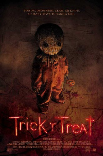 Trick 'r Treat POSTER Movie (27 x 40 Inches - 69cm x 102cm) (2008) (Style B)