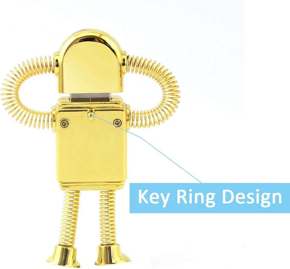 Spring Robot Pen Drive Memory Stick Thumb Drives OOOUSE 64GB USB 2.0 Flash Drive