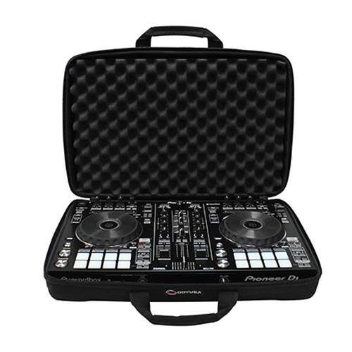 Odyssey Innovative Designs Streemline Series Universal Molded Eva Carrying Bag for DJ Controllers, Small Size ()
