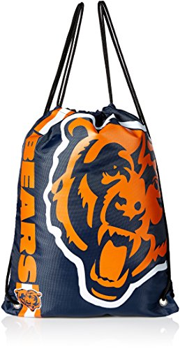 NFL Chicago Bears Big Logo Drawstring Backpack