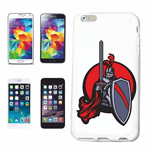 caja del teléfono Huawei P9 KNIGHT ARMOUR KNIGHTSWORD KNIGHT KNIGHT ARMOUR Ritterburg CASCO PROTECTOR Caso duro de la cubierta Teléfono Cubiertas cubierta para el Apple iPhone en blanco