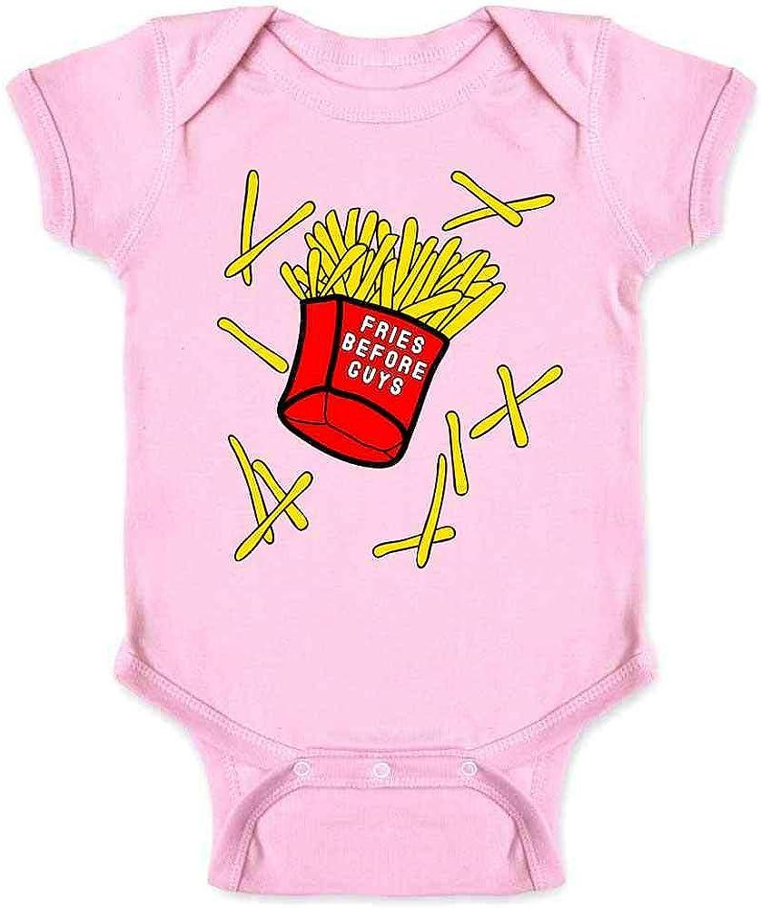 Pop Threads Feminist Empowered Women She Persisted GRL Pwr Infant Baby Boy Girl Bodysuit