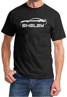 Hengteng Man Shelby Cobra Classic Car Hooded Pocket Long Sleeves Zipper Hoodie