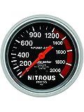 Autometer 3428 2-5/8'' NITROUS, 0-2000 PSI, MECH