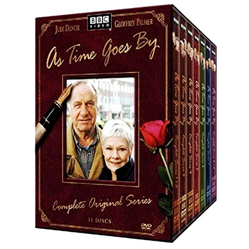 As Time Goes By - Complete Original Series (DVD, 2005, 11-Disc Set) (As Time Goes By Complete Box Set)