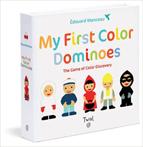 Epub Gratis My First Color Dominoes: The Game Of Color Discovery