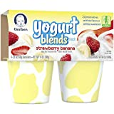 Gerber Graduates Yogurt Blends Strawberry Banana, 1.03 lb