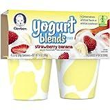Gerber Graduates Yogurt Blends Strawberry Banana, 1.03 lb