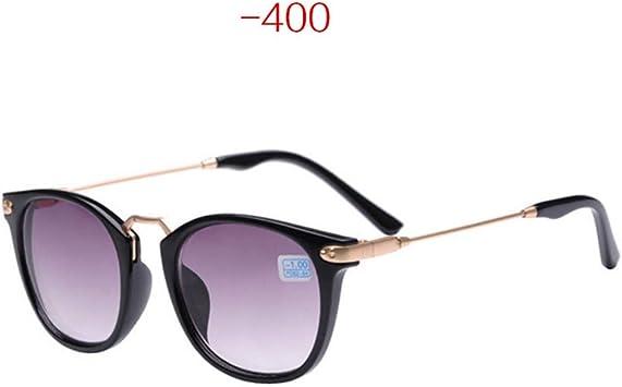ZHOUYF Gafas de Sol Miopía Gafas De Sol Mujer Hombre Ojo De Gato ...