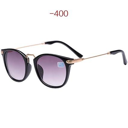 ZHOUYF Gafas de Sol Miopía Gafas De Sol Mujer Hombre Ojo De ...