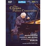 Chopin: Piano Concertos (Symphony In E Minor/ Chopin Piano Concertos/ Valse Brilliante) [DVD] [2011] [NTSC] by Daniel Barenboim