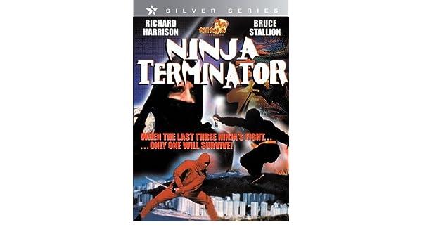 Amazon.com: Ninja Terminator by Tango Entertainment: Movies & TV