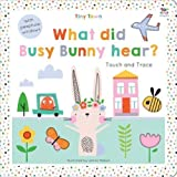 Tiny Town What did Busy Bunny hear? (Tiny Town Touch and Trace)