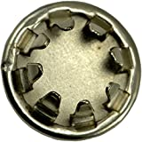 Hard-to-Find Fastener 014973472917 7/16 Metal Hole Plug, 20 Piece