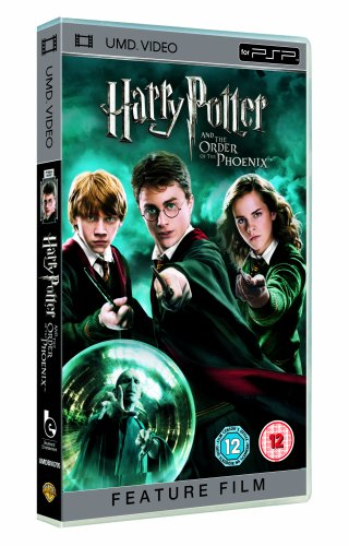 Psp 2007 Screen - Harry Potter and the Order of the Phoenix [UMD for PSP]