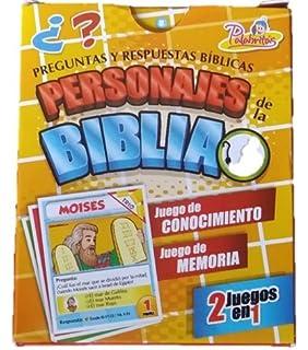 Amazon Com Preguntas Y Respuestas Biblicas Jovenes Y Ninos De La
