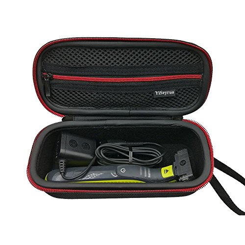 YiSeyruo Carrying Case for Philips OneBlade Hybrid Trimmer & Shaver...