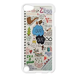OKAY.John Green Book,the fault in our stars phone Case Cover FOR Ipod Touch 5 ZDI103122