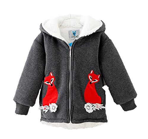 Coat Children Fancy Warm Girls Anoraks Outfit Winter Lemonkids;® Jacket Wadded O7wq7z