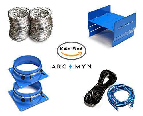 - Antminer Ventilation, Power, and Ethernet Kit