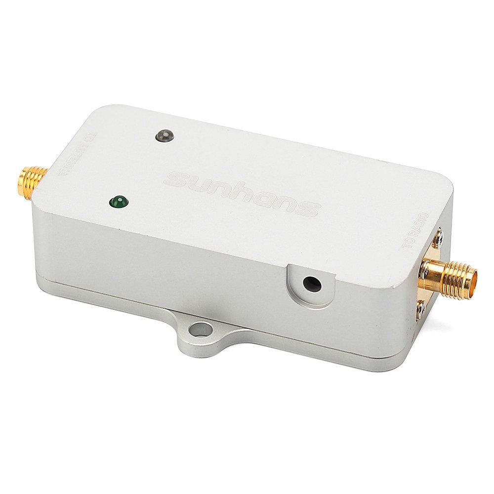 Amazon.com: SUNHANS SH-2500 2.5W 2.4 GHz 34dBm Wifi Signal Booster ...