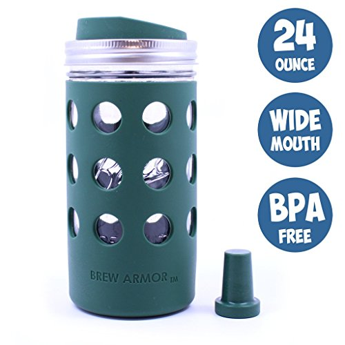 Wide Mouth Beverage Silicone Brute Kitchen product image