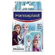 Hansaplast Kids FROZEN 2 Kinderpflaster (20 Strips), Wundpflaster mit Disney-Motiven zum Aufmuntern, schmerzlos zu…