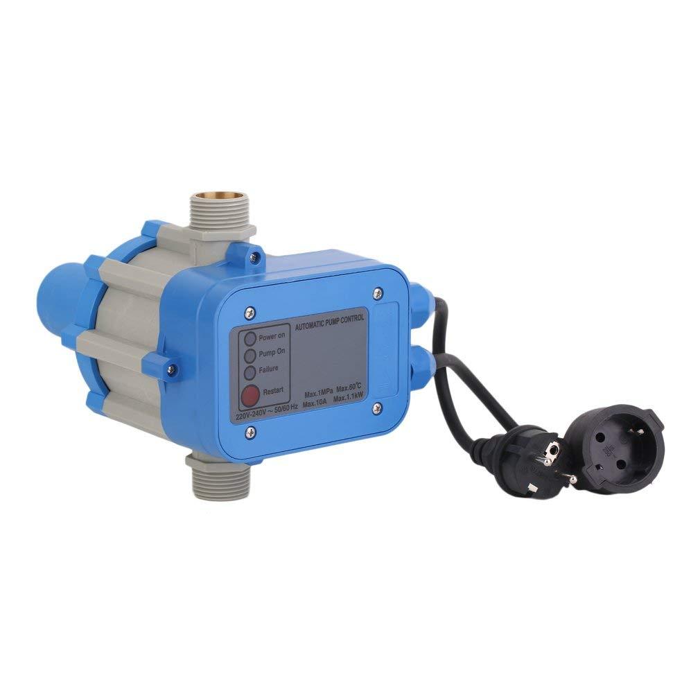 Hongyans C50MIT Elektrische Wasserpumpe Automatische Druckschalter Wasserpumpe Druckregler Mit EU Stecker Kabel Gartenpumpe