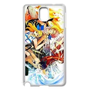 Samsung Galaxy Note 3 Cell Phone Case White Fairy Tail 002 UN7140456