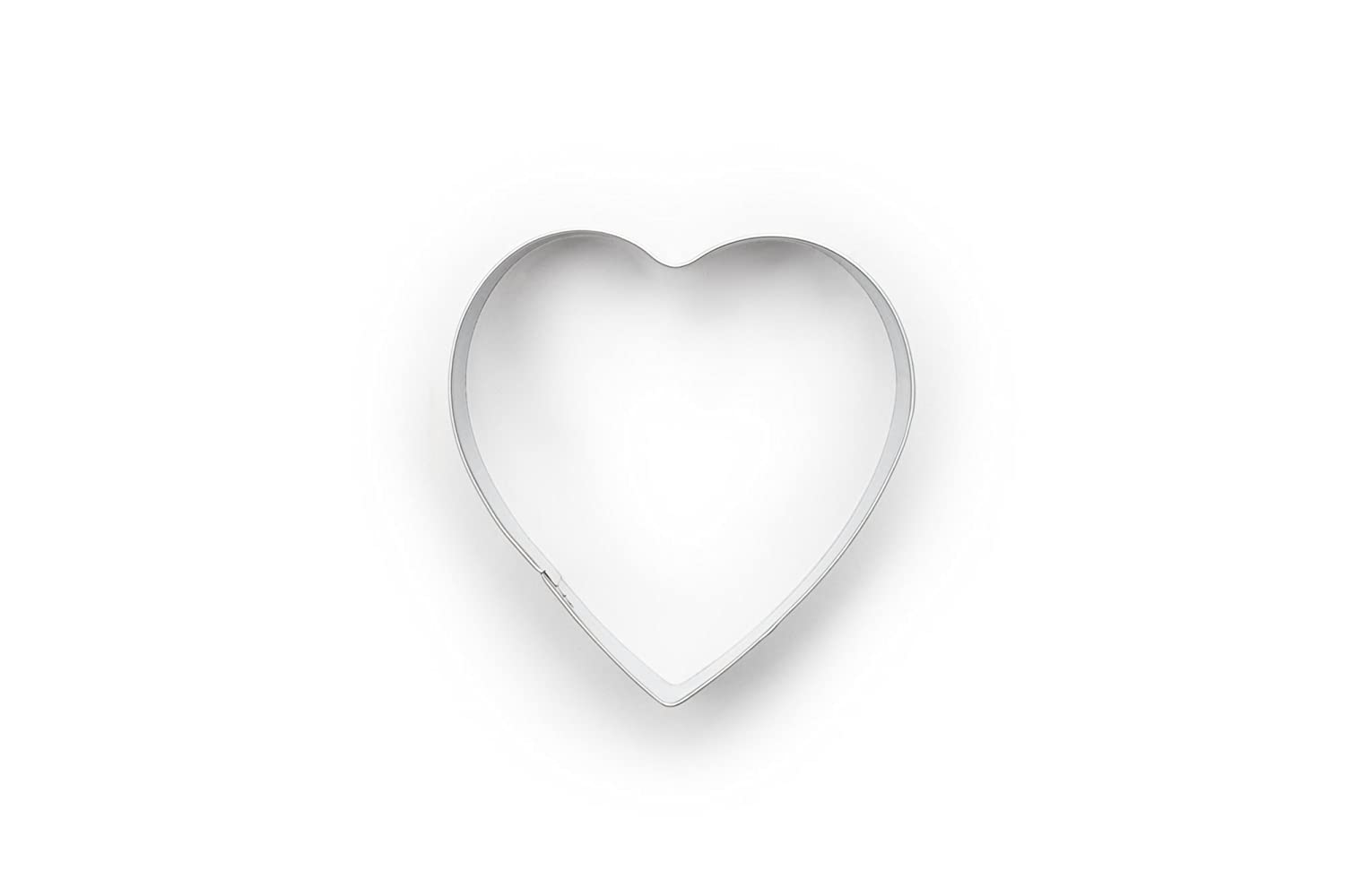 Fox Run 3370 Mini Heart Cookie Cutter, 1-Inch, Stainless Steel Fox Run Craftsmen