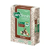 Monster Pets Carefresh Natural Premium Soft Pet Bedding, 60- Liter