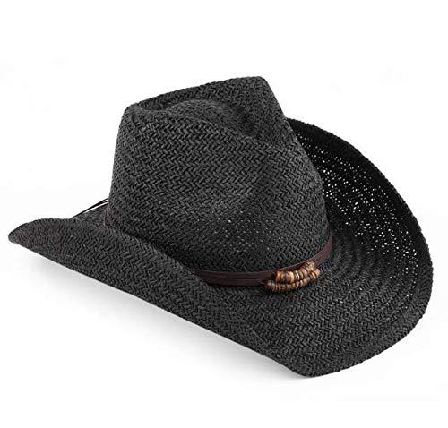 Hat Old Stone Reese Men's Cowboy Drifter Hat Get 1 Pcs (Black) ()