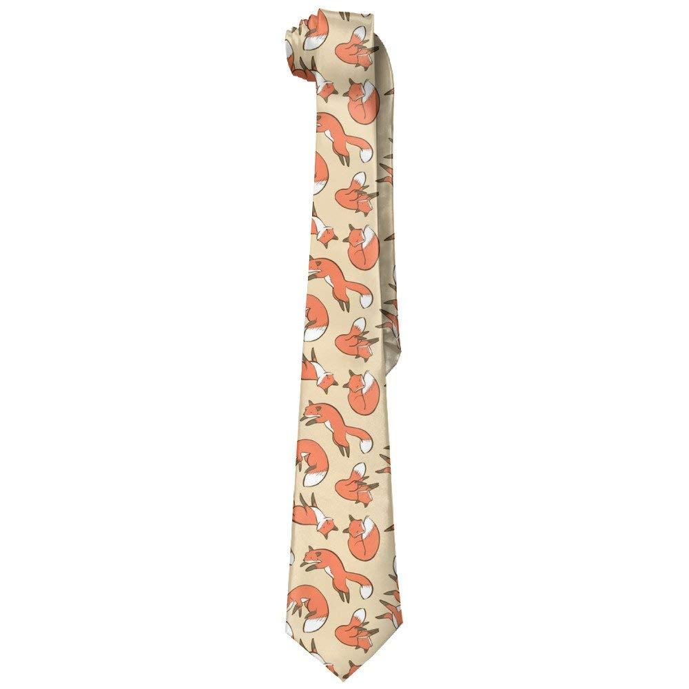 Corbatas Fox Corbatas anchas de seda/corbata/corbatas de seda para ...