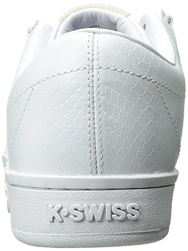K-Swiss The Classic P - Zapatillas unisex Blanco
