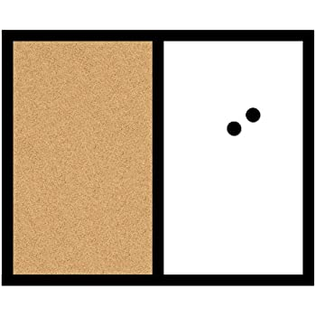 "Board Dudes 18"" x 22"" Magnetic Dry Erase/Cork Combo Board (CYH10)"