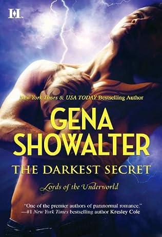 book cover of The Darkest Secret