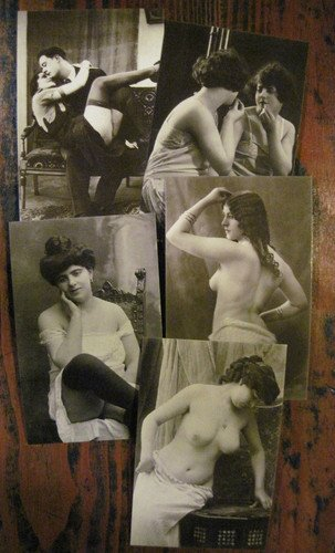 Enrico recommend best of 1910s erotica