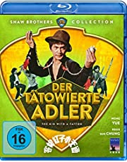 Der tätowierte Adler (Shaw Brothers Collection)