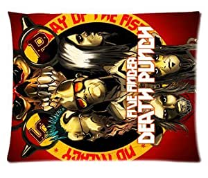 Five Finger Death Punch CD Cover Poster Mouse Pad